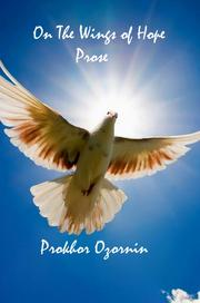 Cover of: On the Wings of Hope: Prose