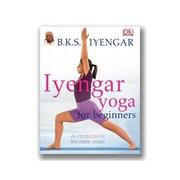 Cover of: Iyengar Yoga For Beginners |
