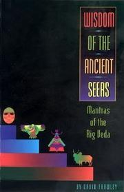 Cover of: Wisdom of the Ancient Seers