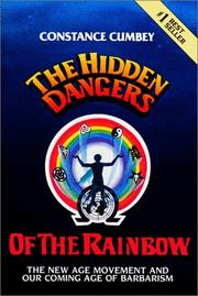Cover of: The hidden dangers of the rainbow | Constance E. Cumbey