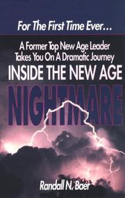 Cover of: Inside the New Age Nightmare
