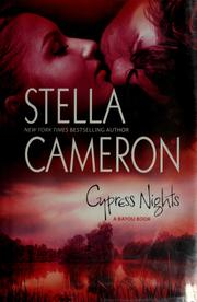 Cover of: Cypress nights