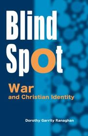 Cover of: Blind Spot: War and Christian Identity |