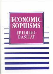 Cover of: Economic sophisms
