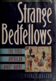 Cover of: Strange bedfellows