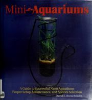 Cover of: Mini-Aquariums
