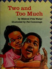 Cover of: Two and too much