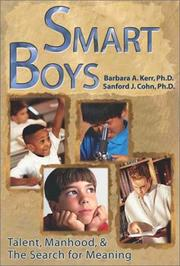 Cover of: Smart boys