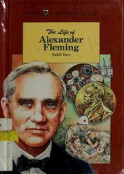 Cover of: Life Of Alexander Flemming (Pioneers in Health and Medicine)