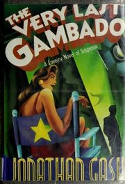 Cover of: The very last gambado: a Lovejoy narrative