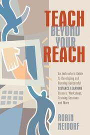 Cover of: Teach Beyond Your Reach