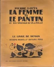 Cover of: La femme et le pantin by Pierre Louÿs