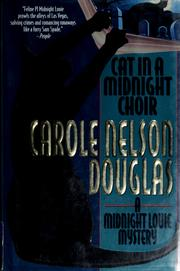 Cover of: Cat in a midnight choir |