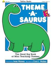 Cover of: Theme-a-saurus |