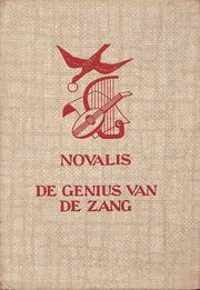 Cover of: De genius van de zang