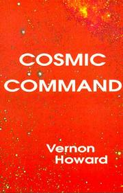 Cover of: Cosmic Command by Vernon Howard