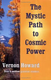 Cover of: The Mystic Path to Cosmic Power