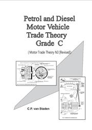 Cover of: Motor and Diesel Trade Theory N2 by