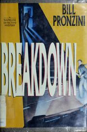 Cover of: Breakdown | Bill Pronzini