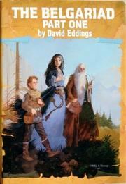 Cover of: The Belgariad, Vol 1