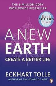 Cover of: A New Earth |