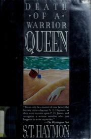 Cover of: Death of a warrior queen