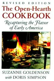 The open-hearth cookbook by Suzanne Goldenson