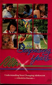 Cover of: The Surprising years | Lions International