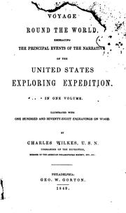 Cover of: Voyage round the world | Charles Wilkes