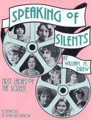 Cover of: Speaking of Silents
