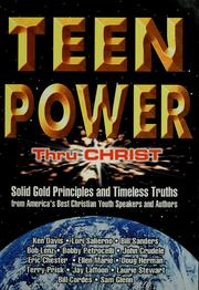Cover of: Teen power thru Christ
