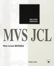 Cover of: MVS JCL