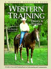 Cover of: Western training