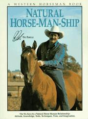 Cover of: Natural Horse-Man-Ship