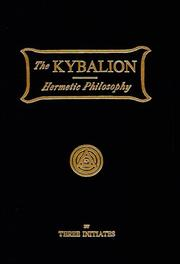 Cover of: Kybalion | William Walker Atkinson