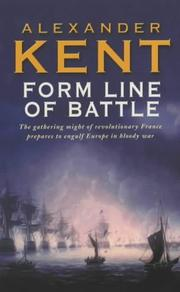 Cover of: From Line of Battle | Kent.