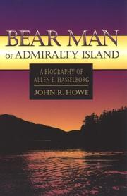Cover of: Bear man of Admiralty Island