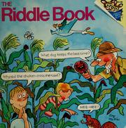 Cover of: The riddle book | Roy McKieМЃ