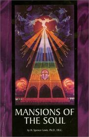 Cover of: Mansions of the Soul (Rosicrucian Library,) | H. Spencer Lewis