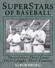 Cover of: Super stars of baseball