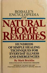 Rodale's encyclopedia of natural home remedies by Mark Bricklin