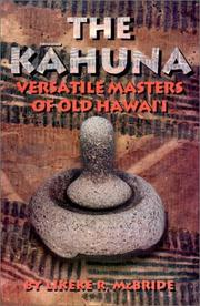 Cover of: The Kahuna