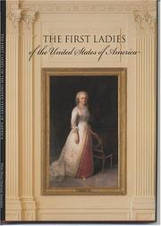 Cover of: first ladies | Margaret Brown Klapthor