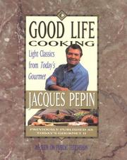 Cover of: Good life cooking