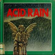 Cover of: Acid rain | Bright, Michael., Michael Bright