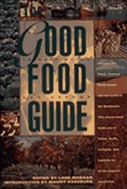 Cover of: The Good Food Guide