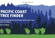 Cover of: Pacific Coast Tree Finder | Tom Watts