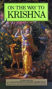 Cover of: On the way to Krsna