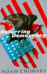 Cover of: Detering Democracy