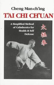 Cover of: T'ai chi ch'uan